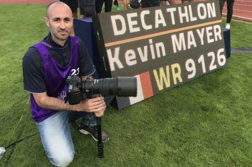Mickaël Bonnami Photographe - Photographe de Sport - Sport - Décastar