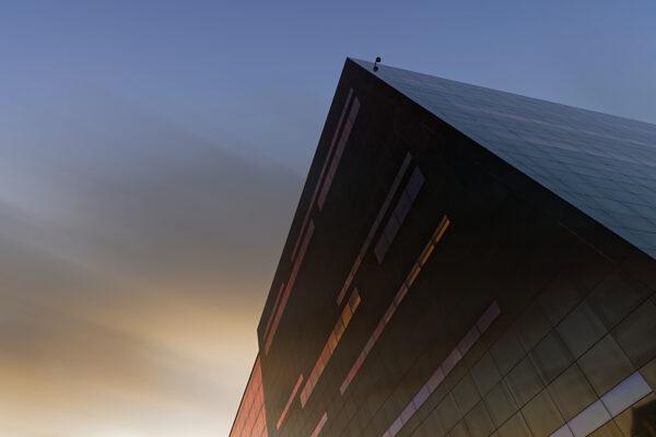 Black Diamond - Copenhague - Danemark - Architecture - Voyage photo VP23 - Mickaël Bonnami Photographe