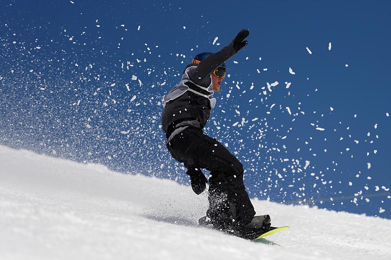 Championnat de France de Snowboard - Saint-Lary - Pyrénées - Cours photo Sport - Formations photo VP23
