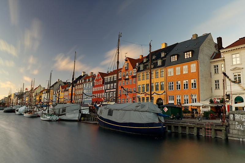 Nyhavn - Copenhague - Danemark - Architecture - Voyage photo VP23 - Mickaël Bonnami Photographe