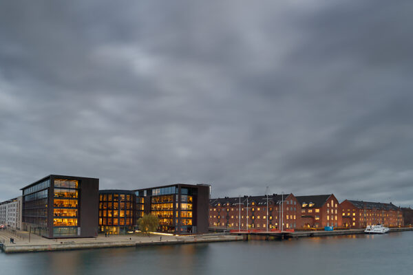 Skatteministeriet - Copenhague - Danemark - Architecture - Voyage photo VP23 - Mickaël Bonnami Photographe
