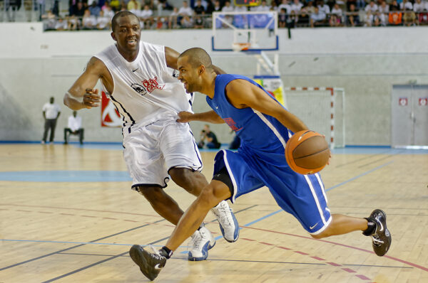 Tony Parker - Basket - Basketball - NBA - Cours photo Sport - Formations photo VP23 - Mickaël Bonnami Photographe