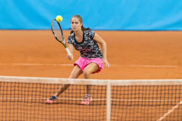 Jade Suvrijn - Engie Open Biarritz - Tennis - Stage photo sport - VP23 formations photo