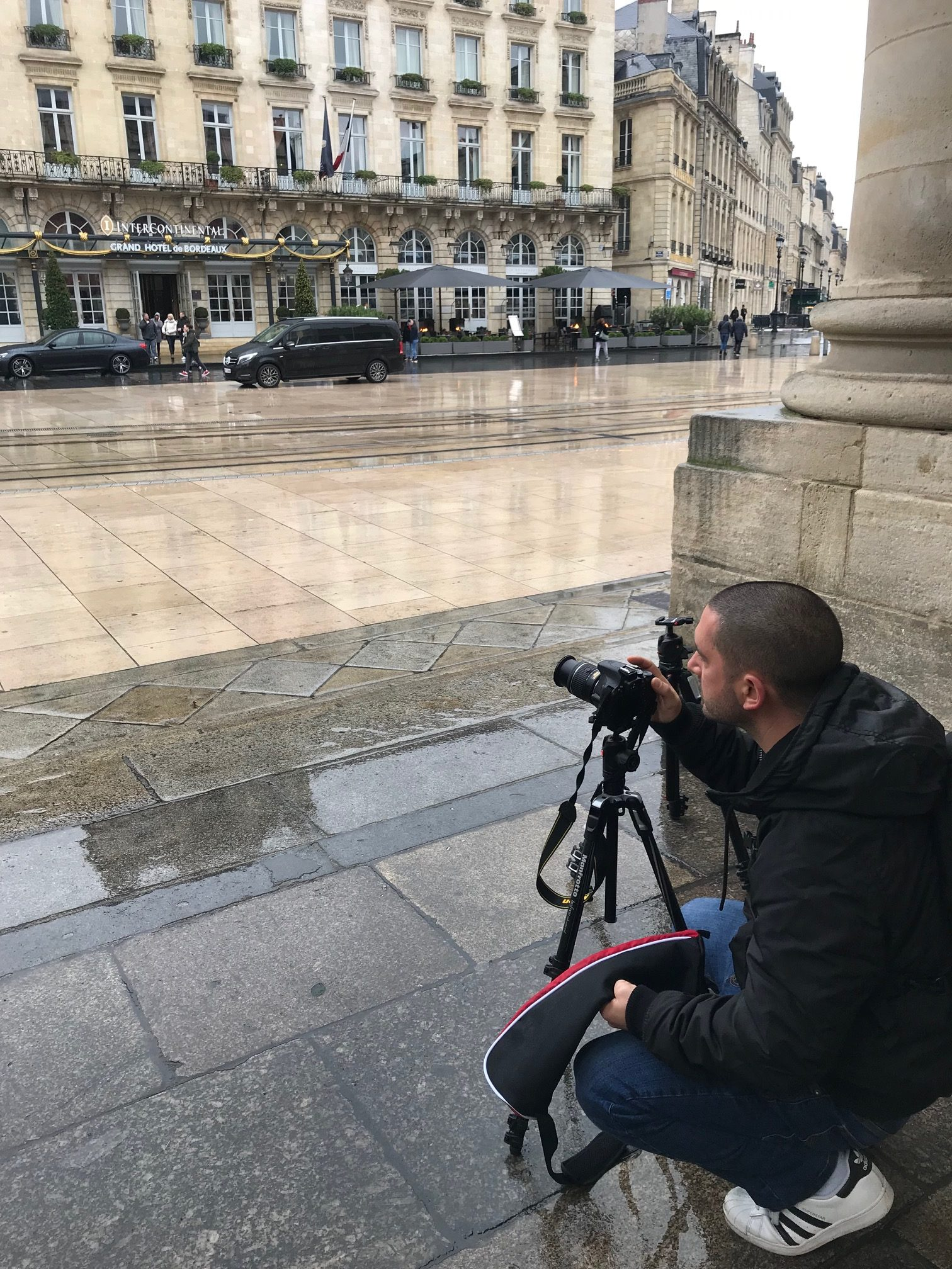 Ludovic- Élève VP23 en cours photo d'initiation à la technique photo et en cours photo d'initiation à la photo artistique