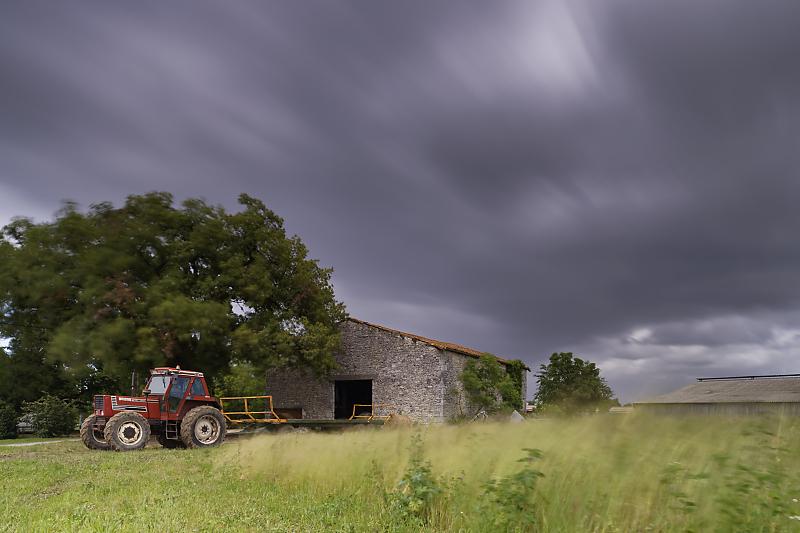 Dordogne - Stage photo Voie Lactée - Mickaël Bonnami Photographe