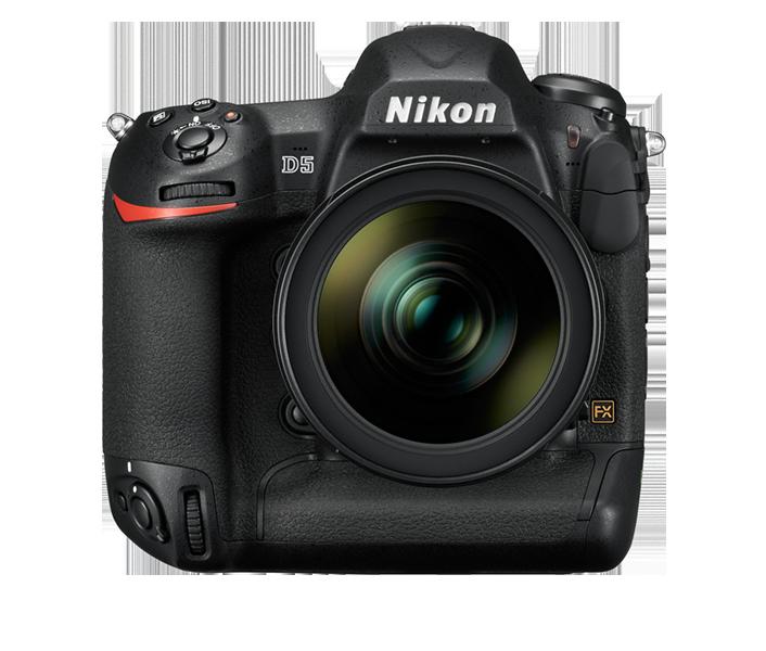 Appareil photo réflex pro - Nikon D5