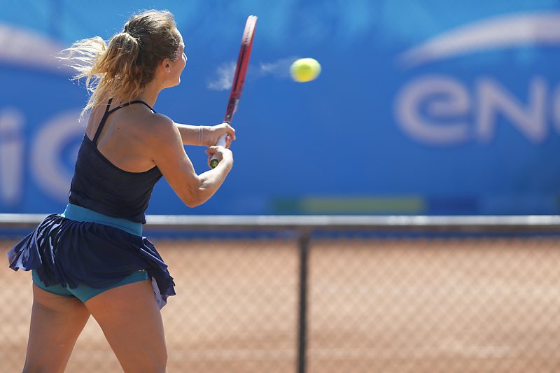 Manon Arcangioli - Engie Open Biarritz - Tennis - Stage photo sport - VP23 formations photo
