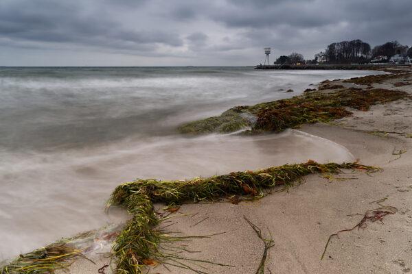 Mer Baltique - Voyage photo au Danemark - Pose longue - Initiation à la technique photo - Initiation à la photo artistique
