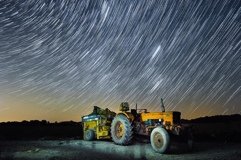 Les photos des élèves VP23 - Anne Landois-Favret - Stage photo Voie Lactée