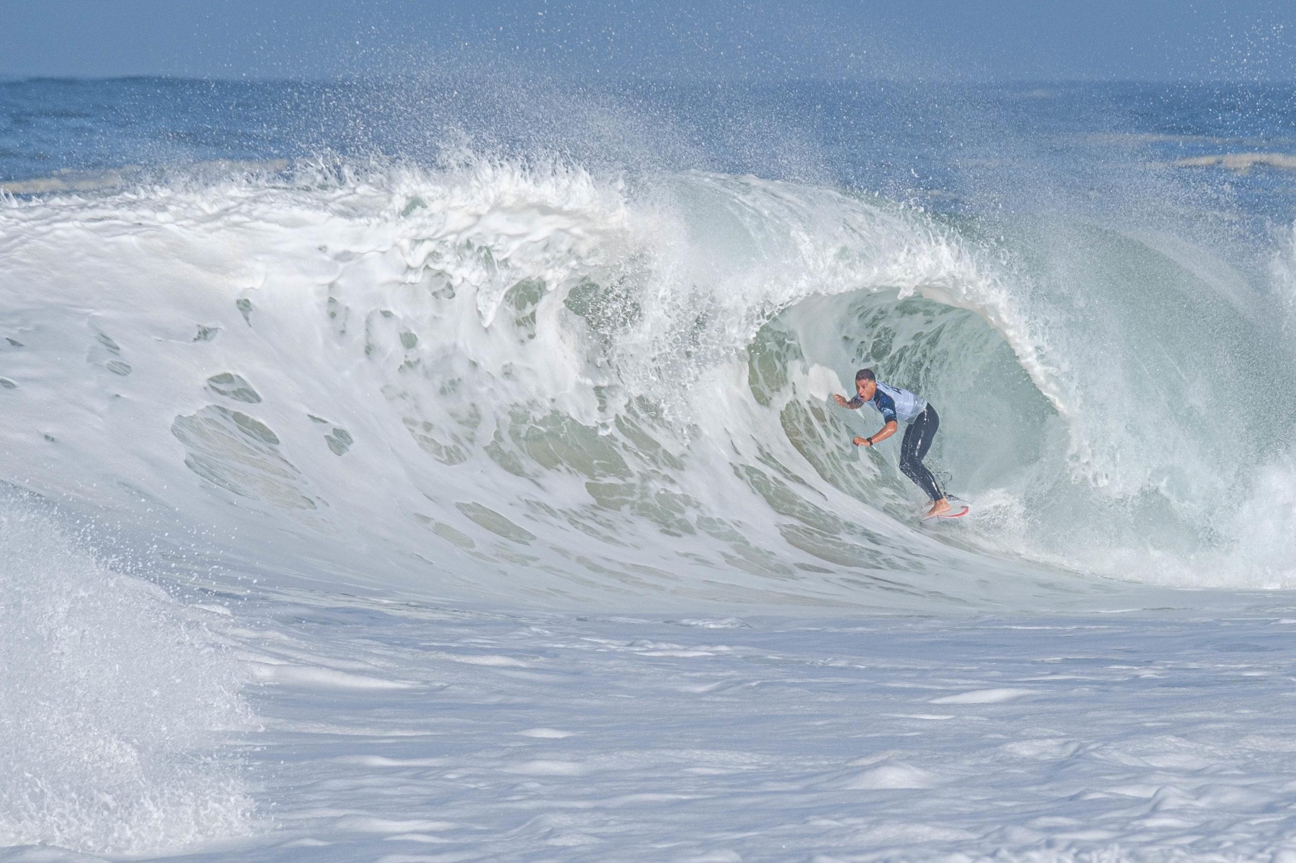 Les photos des élèves VP23 - Bernard Mazière - Stage photo Surf