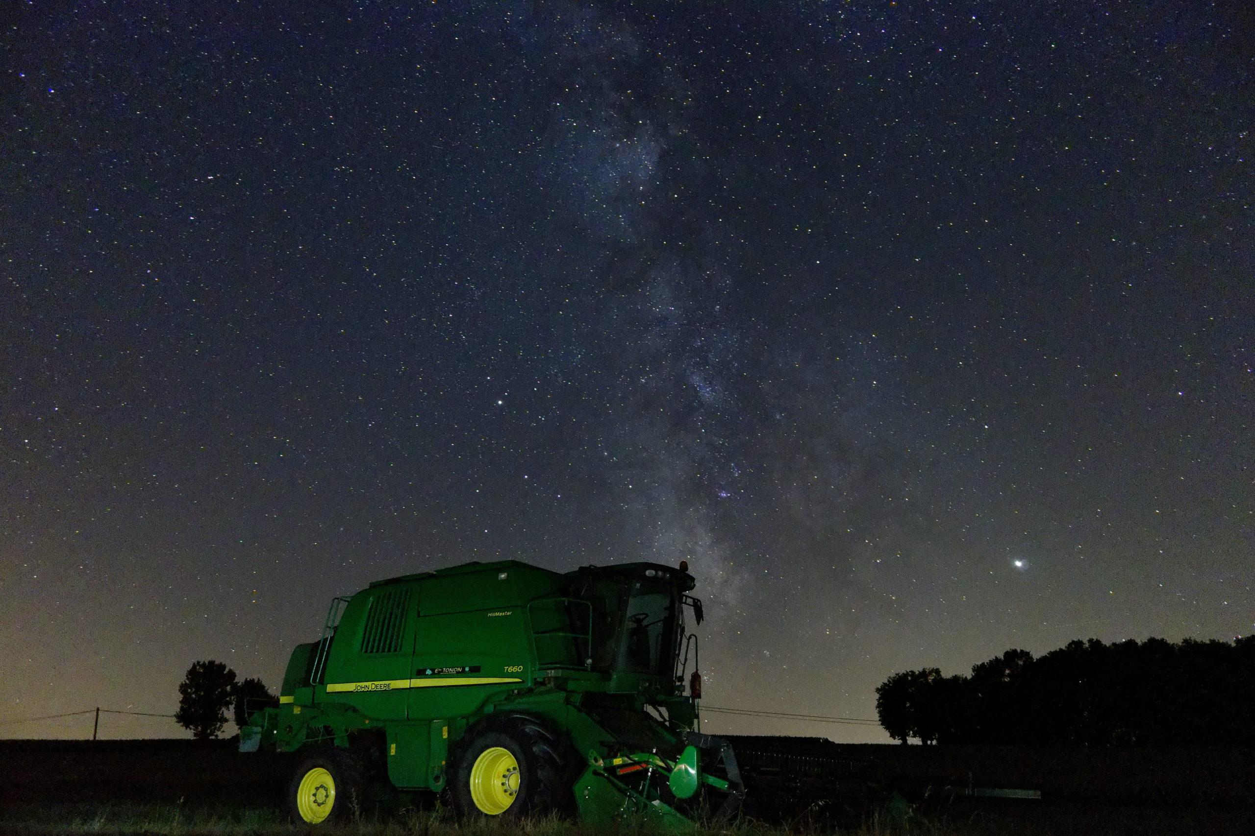 Les photos des élèves VP23 - Ludovic Brianceau - Stage photo Voie Lactée