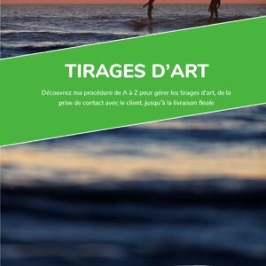 Tirages d'art - Guides photo - VP23 - Mickaël Bonnami Photographe