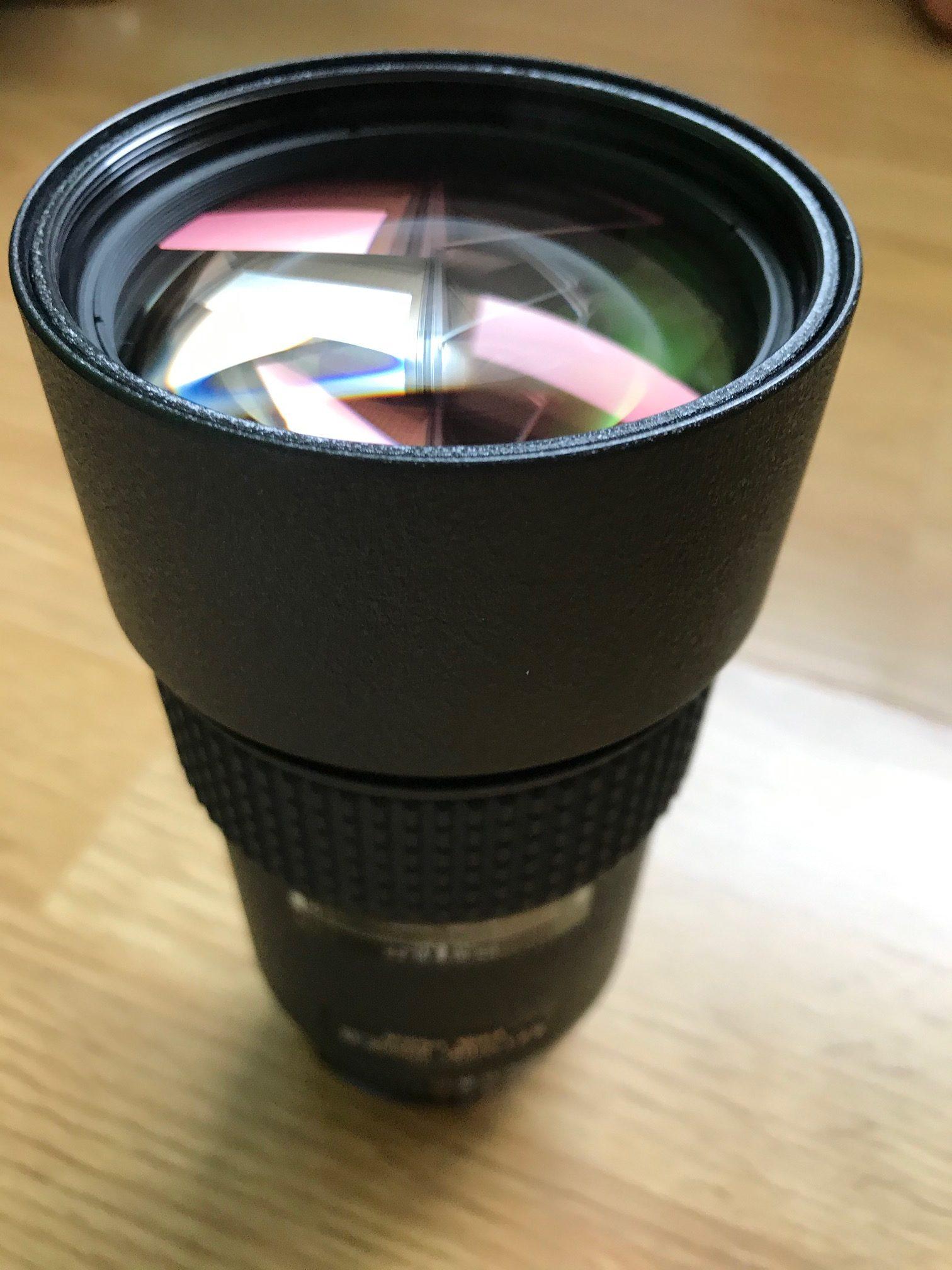 Nikon AF-D 180 mm f/2,8 IF ED - Matériel occasion photo