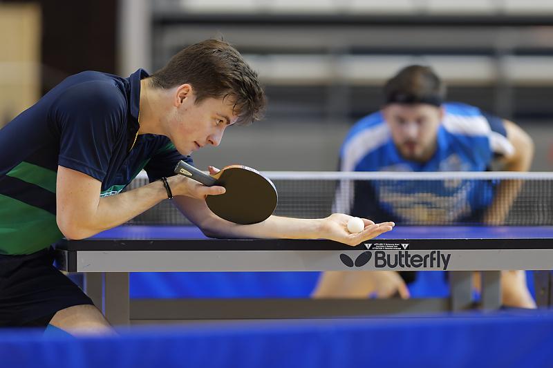 Tournoi international de Cognac - Tennis de Table - Stage photo sport - Stage photo Tennis de table