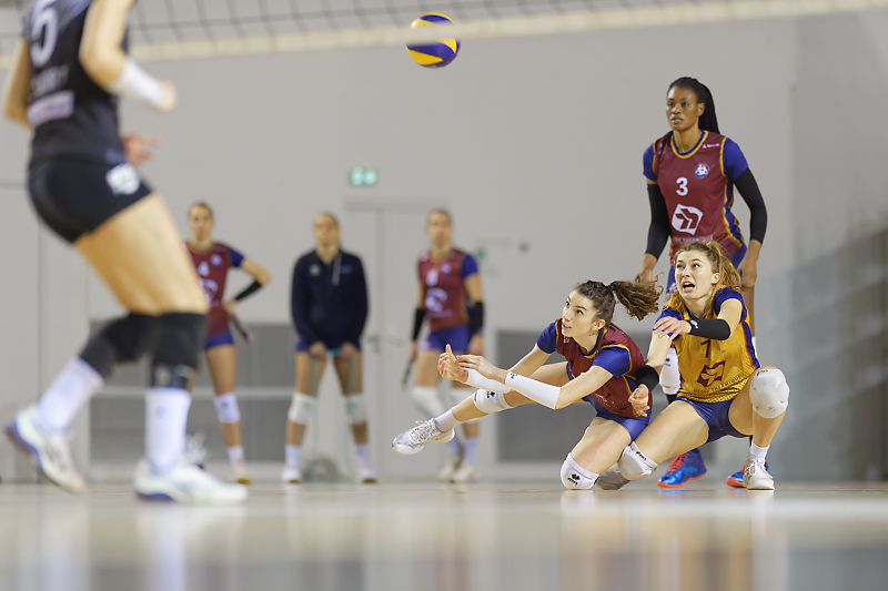 Burdis Bordeaux - Volley-ball